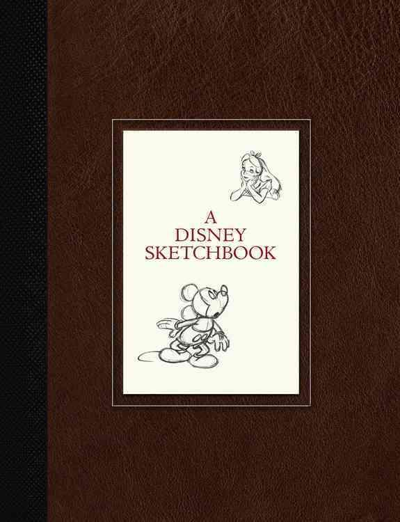 A Disney Sketchbook By Shue, Ken